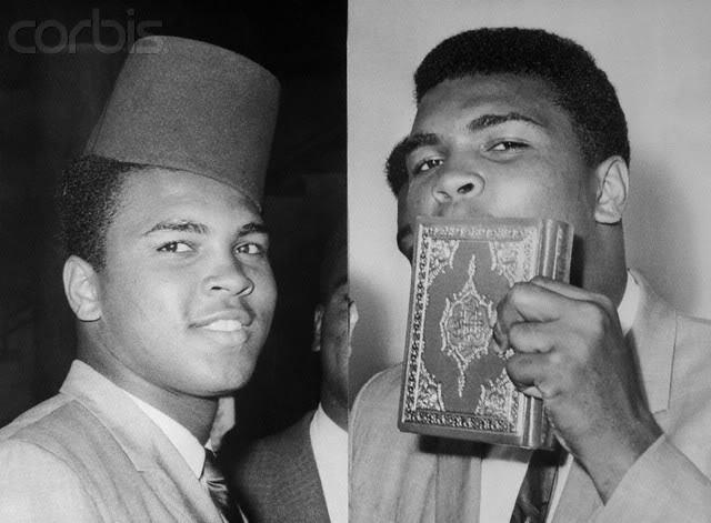 Muhammad Ali e l'Islam