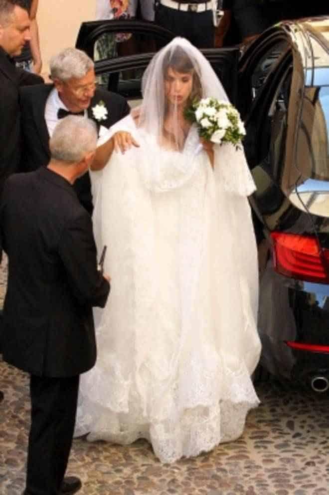 Canalis sposa con Perri