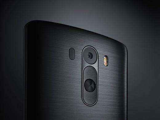 Fotcamera LG G3