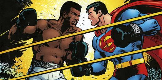 Mohammad Ali vs Superman - Cassius Clay - Muhammad Ali: semplicemente Il più Grande