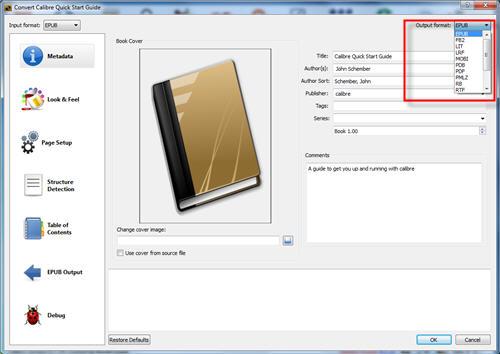 ePubConverter - Come convertire un eBook da ACSM a ePub e PDF