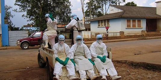 L'ebola in Africa