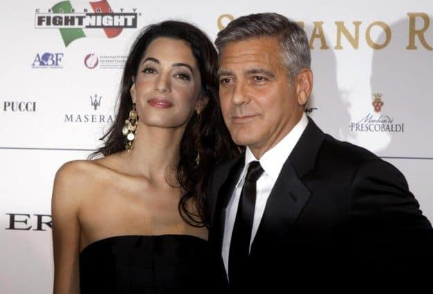 Amal Amauddin e George Clooney pronti alle nozze