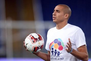 David Trezeguet in India