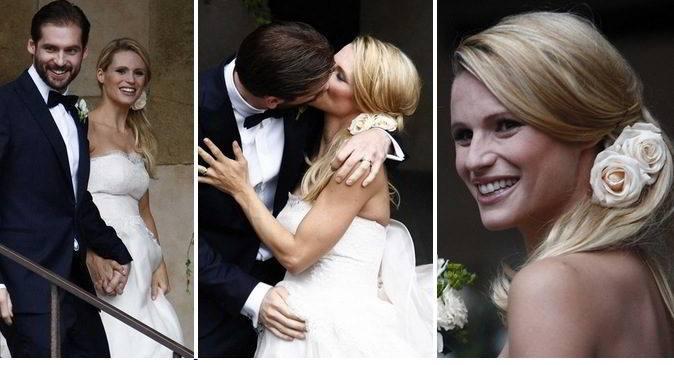 16 matrimonio hunziker trussardi - Le foto ufficiali del matrimonio tra Michelle Hunziker e Tomaso Trussardi