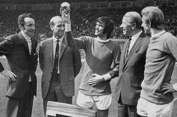 George Best vince il Pallone d'Oro