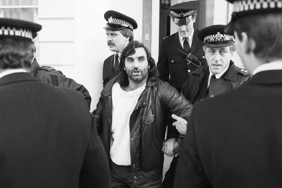 Best arrestato