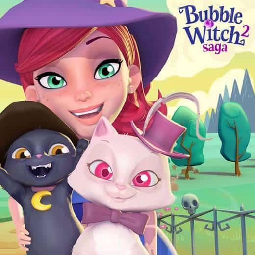 Soluzioni Bubble Witch Saga 2