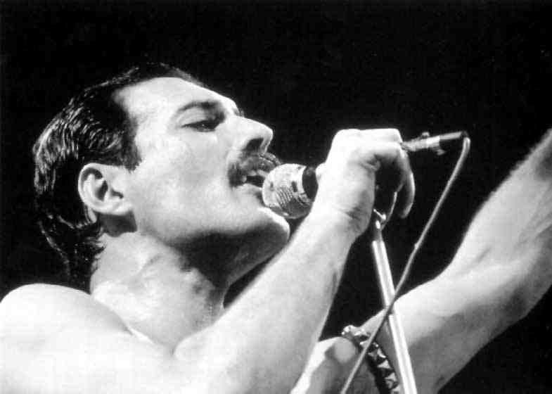 Freddy Mercury morte