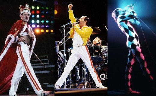 Freddie Mercury miglior frontman della storia musicale