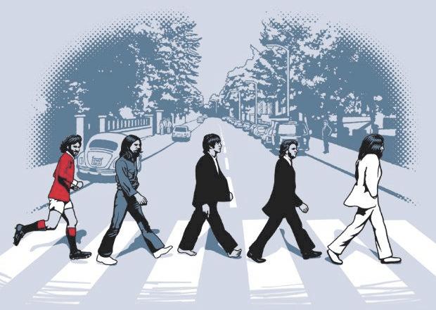 George Best il quinto Beatle