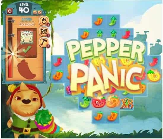Soluzioni Pepper Panic Saga