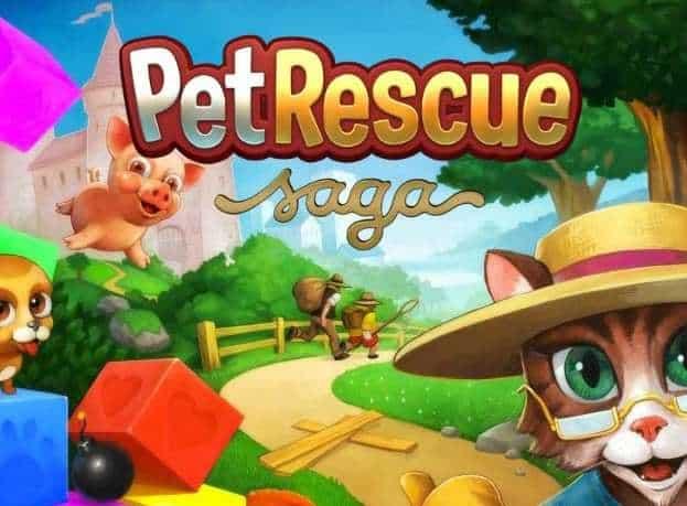 Pet Rescue Saga soluzioni