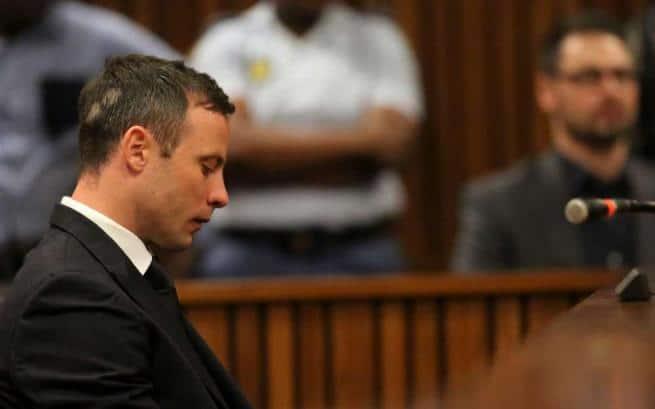 Pistorius condannato - Pistorius condannato a 5 anni di prigione per l'uccisione di Reeva Steenkamp