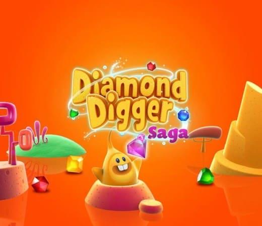 Diamond Digger Saga soluzioni