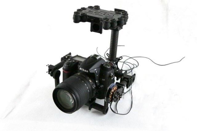 Gimbal per droni