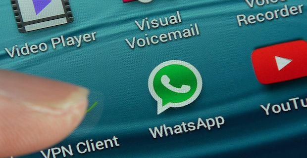 Bloccare i gruppi in WhatsApp