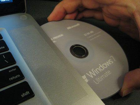Come realizzare disco di ripristino Windows 7