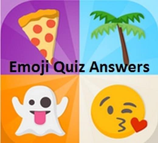 Emoji Quiz Answers