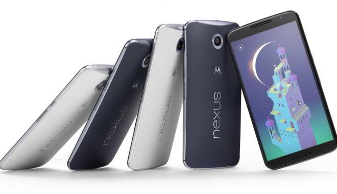 Motorola Nexus 6 - Nexus 6: il phablet di Google e Motorola