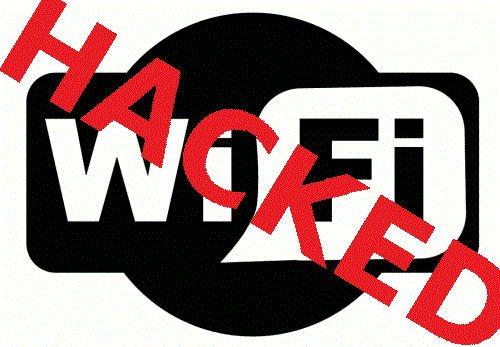 wifi violato