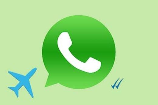 WhatsApp spunta blu