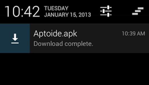 aptoide.apk - Come installare un App Store alternativo su Android, iOS e Windows Phone
