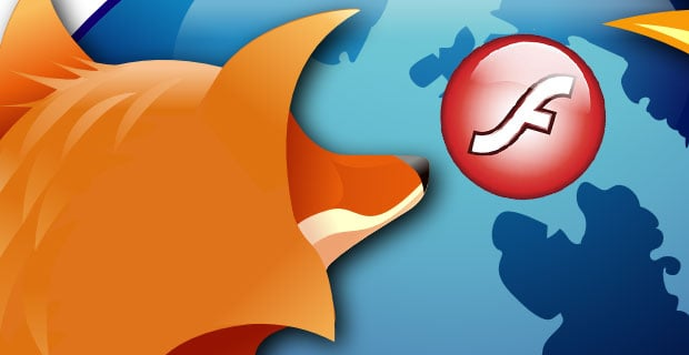 Firefox e Flash