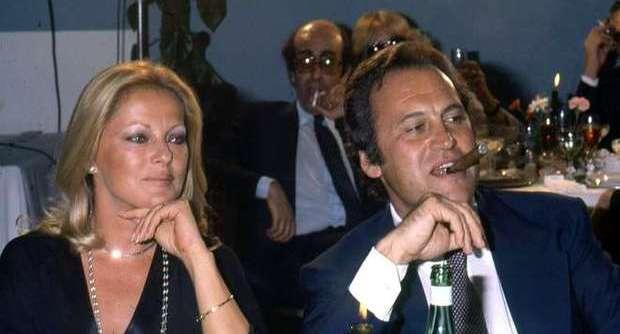 Virna Lisi e Franco Pesci