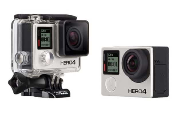 GoPro Hero4 Black e Silver