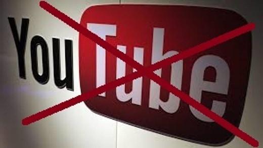 Account bloccato su Youtub