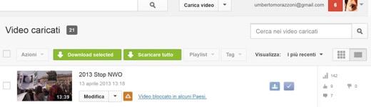 Youtube Video Block - Come ripristinare un account bloccato su Youtube