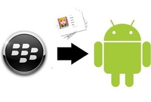 Blackberry to Android