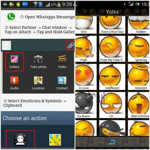faccine whatsapp nuove