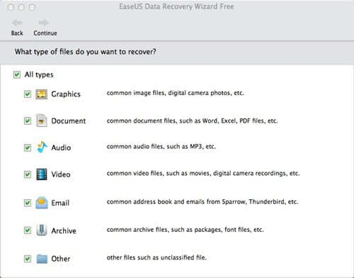 Recover Data Recovery Wizard