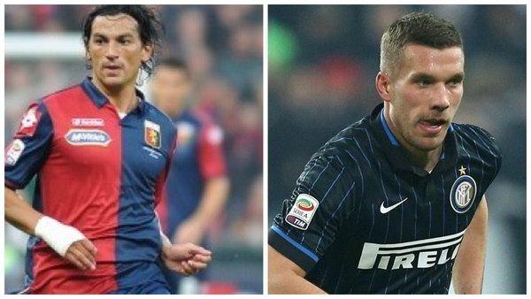 Tino Costa e Podolski