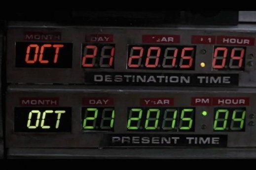 Ritorno al Futuro 2015