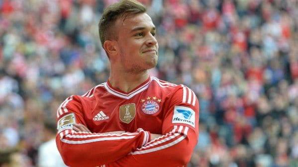 Shaqiri al Bayern