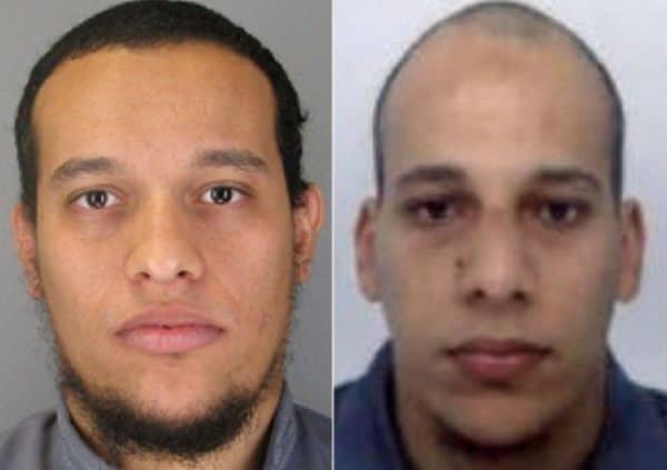 Attentatori Charlie Hebdo