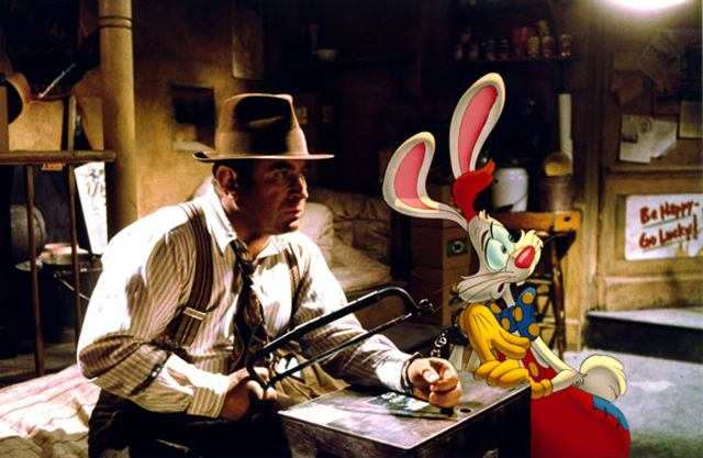 Roger Rabbit e Eddie Valiant