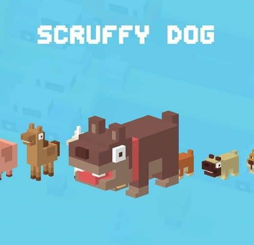 13 CrossyRoad cane randagio - Tutti i personaggi base di Crossy Road: caratteristiche e dettagli