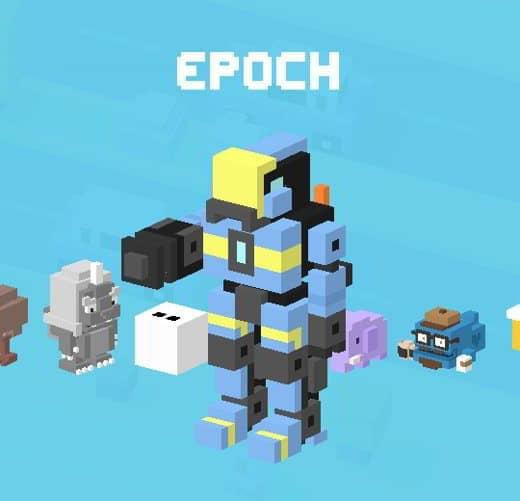38 CrossyRoad Portrait Epoch - Tutti i personaggi base di Crossy Road: caratteristiche e dettagli