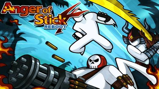 Anger of Stick 4 Hero - Anger of Stick 4 Reboot: come avere gemme e monete illimitate, tempo infinito e tanto altro