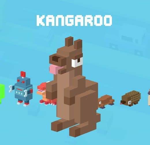 CR Canguro 1 - Come sbloccare i personaggi australiani in Crossy Road