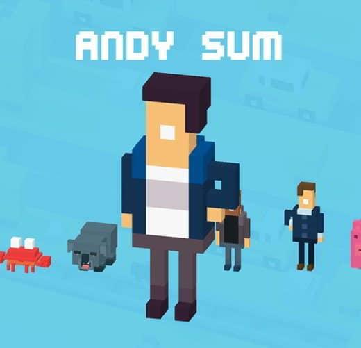 CrossyR AndySum - Tutti i personaggi sbloccabili e segreti di Crossy Road: caratteristiche e dettagli