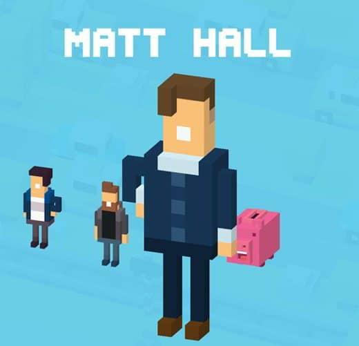 CrossyR MattHall - Tutti i personaggi sbloccabili e segreti di Crossy Road: caratteristiche e dettagli