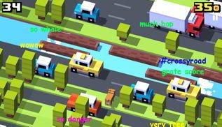 CrossyRoad InAction Doge 3 - Tutti i personaggi speciali di Crossy Road: caratteristiche e dettagli
