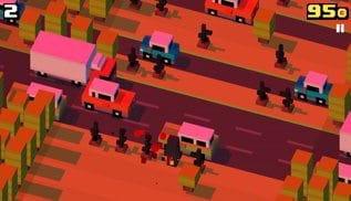 CrossyRoad InAction TheDarkLor 7 - Tutti i personaggi speciali di Crossy Road: caratteristiche e dettagli