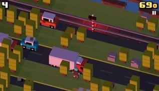 CrossyRoad InAction Zombie 12 - Tutti i personaggi speciali di Crossy Road: caratteristiche e dettagli