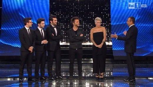 I finalisti Festival di Sanremo 2015